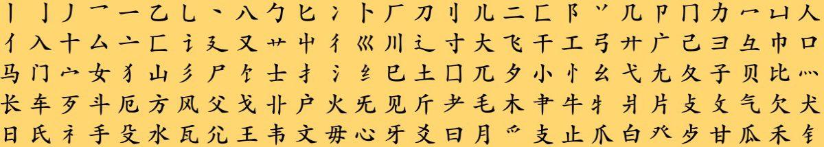 Decode Mandarin Chinese